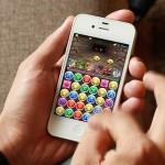 iPhoneでパズドラ
